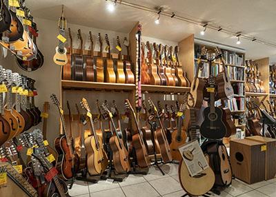 Musikhaus Saitensprung Service