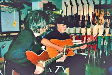 Dan Crary & Beppe Gambetta 2 4.11.2002