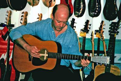 Mark Cosgrove 30.4.2003