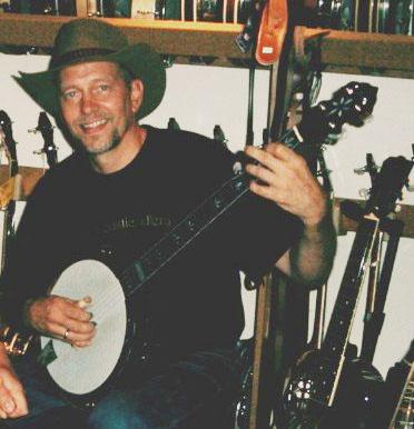 Tom Nechville - Nechville Banjos